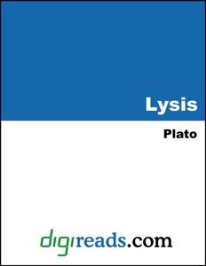 Lysis (e-bok) av Plato