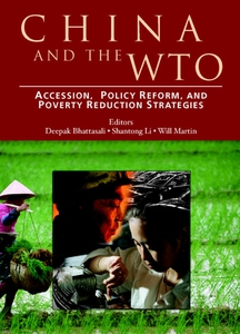 China and the Wto (e-bok) av World Bank, Policy