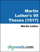 Martin Luther's 95 Theses (1517)