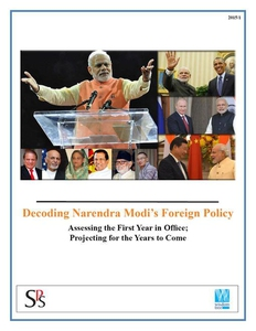 Decoding Narendra Modi's Foreign Policy (e-bok)