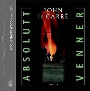 Absolutt venner (lydbok) av John Le Carré