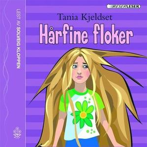 Hårfine floker (lydbok) av Tania Kjeldset