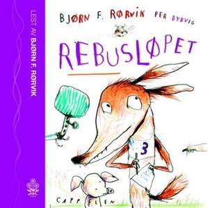 Rebusløpet (lydbok) av Bjørn F. Rørvik