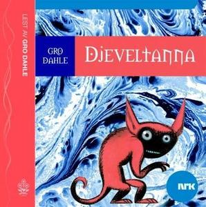 Djeveltanna (lydbok) av Gro Dahle, Olaf Kamfj