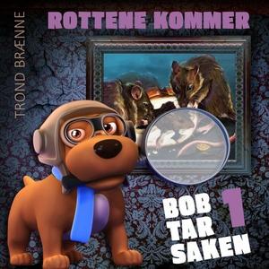 Rottene kommer (lydbok) av Trond Brænne