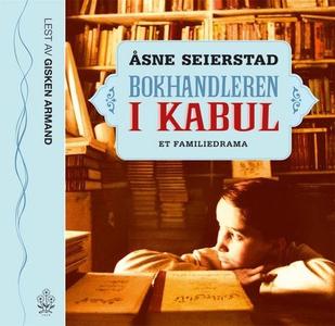 Bokhandleren i Kabul (lydbok) av Åsne Seierst