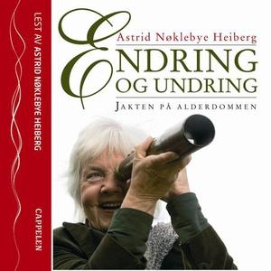 Endring og undring (lydbok) av Astrid Nøkleby