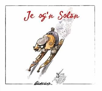 Je og'n Solan (lydbok) av Kjell Aukrust