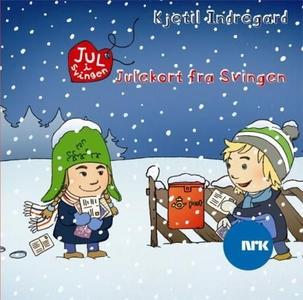 Julekort fra Svingen (lydbok) av Kjetil Indre