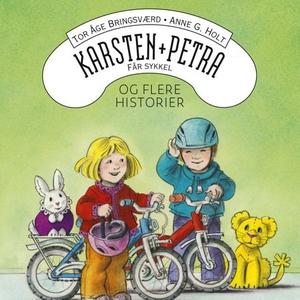 Karsten og Petra får sykkel (lydbok) av Tor Å