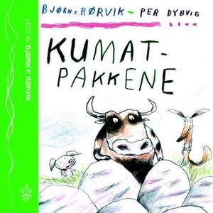 Kumatpakkene (lydbok) av Bjørn F. Rørvik