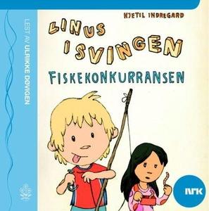 Linus i svingen (lydbok) av Kjetil Indregard,