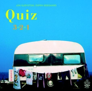 Quiz 3 2 1 (lydbok) av Jon Gjøystdal, Espen Ø