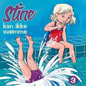 Stine kan ikke svømme (lydbok) av Tania Kjeld