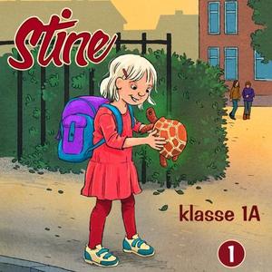 Stine klasse 1A (lydbok) av Tania Kjeldset