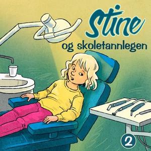 Stine og skoletannlegen (lydbok) av Tania Kje