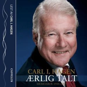 Ærlig talt (lydbok) av Carl I. Hagen