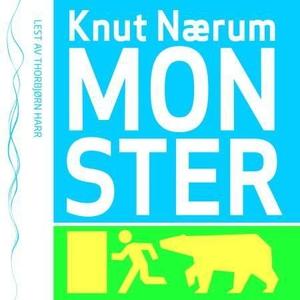 Monster (lydbok) av Knut Nærum