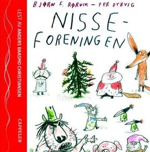 Nisseforeningen (lydbok) av Bjørn F. Rørvik