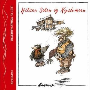 Hilsen Solan og Nystumoen (lydbok) av Kjell A