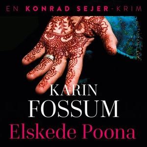 Elskede Poona (lydbok) av Karin Fossum