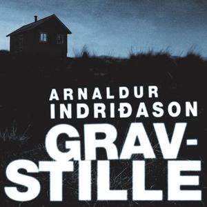 Gravstille (lydbok) av Indridason Arnaldur, A