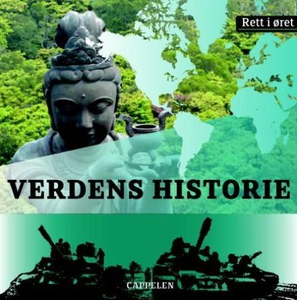 Verdenshistorien (lydbok) av Gunnar W. Knutse