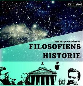 Filosofiens historie (lydbok) av Jan Brage Gu
