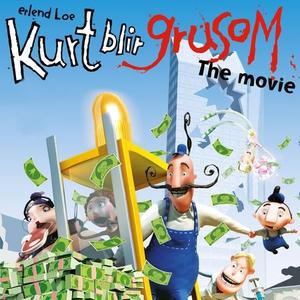 Kurt blir grusom (lydbok) av Erlend Loe