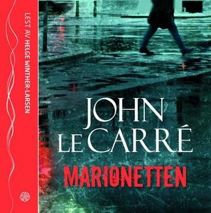 Marionetten (lydbok) av John Le Carré