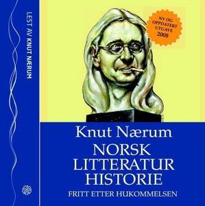 Norsk litteraturhistorie (lydbok) av Knut Nær