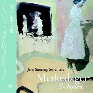 Merkedager (lydbok) av Jens Smærup Sørensen