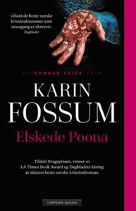 Elskede Poona (ebok) av Karin Fossum