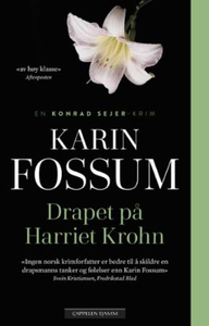 Drapet på Harriet Krohn (ebok) av Karin Fossu