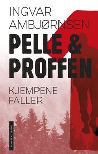 Kjempene faller (ebok) av Ingvar Ambjørnsen