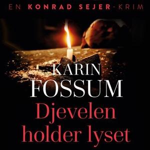 Djevelen holder lyset (lydbok) av Karin Fossu