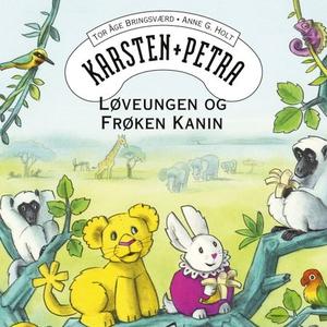 Løveungen og Frøken Kanin (lydbok) av Tor Åge