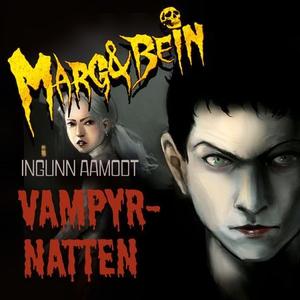 Vampyrnatten (lydbok) av Ingunn Aamodt