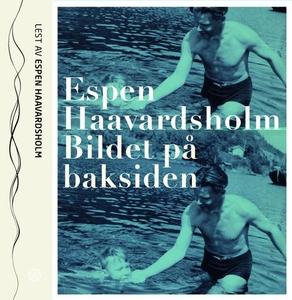 Bildet på baksiden (lydbok) av Espen Haavards