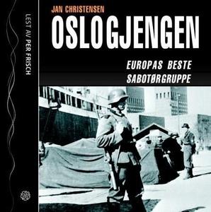 Oslogjengen (lydbok) av Jan Christensen