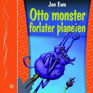 Otto monster forlater planeten (lydbok) av Jo