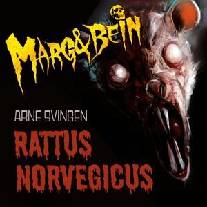 Rattus norvegicus (lydbok) av Arne Svingen