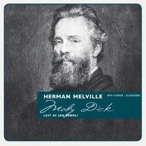 Moby Dick (lydbok) av Herman Melville