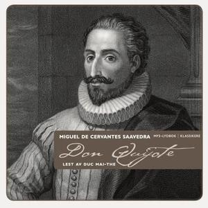 Don Quijote (lydbok) av Miguel de Cervantes S
