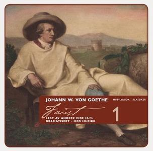 Faust 1 (lydbok) av Johann Wolfgang von Goeth