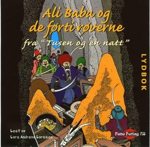 Ali Baba og de førti røverne (lydbok) av Wald
