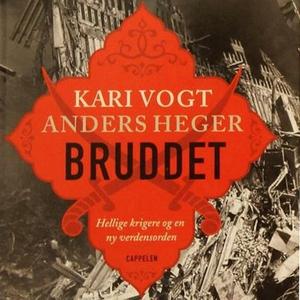 Bruddet (lydbok) av Kari Vogt, Anders Heger