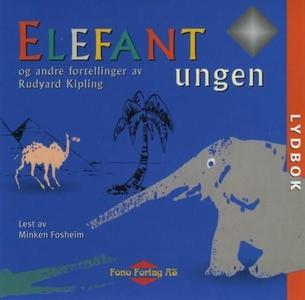 Elefantungen og andre fortellinger (lydbok) a