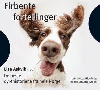 Firbente fortellinger (lydbok) av Lise Askvik