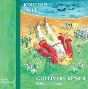 Gullivers reiser (lydbok) av Jonathan Swift